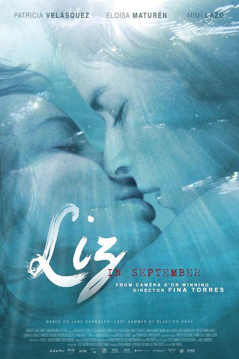 liz in september film poster