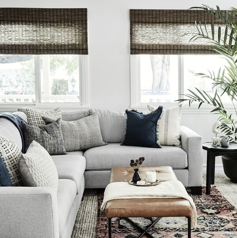 Living room, Furniture, Room, Interior design, Couch, Coffee table, Property, Table, Home, Curtain,