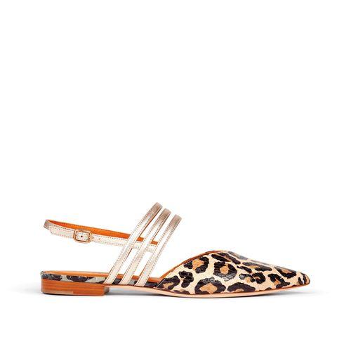 Footwear, Shoe, Slingback, Tan, Beige, Sandal,