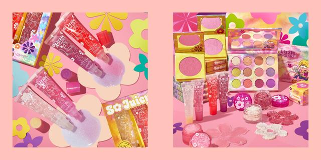 colourpop cosmetics lizzie mcguire makeup collection
