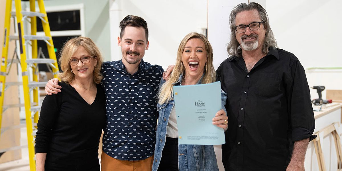 Image result for Lizzie McGuire Executive Producer and Showrunner Exited The Revival