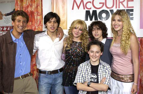Lizzie McGuire Cast Reunion