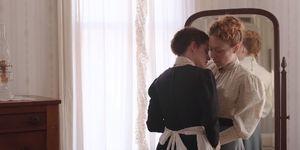 Lizzie, KristenStewart,Chloë Sevigny
