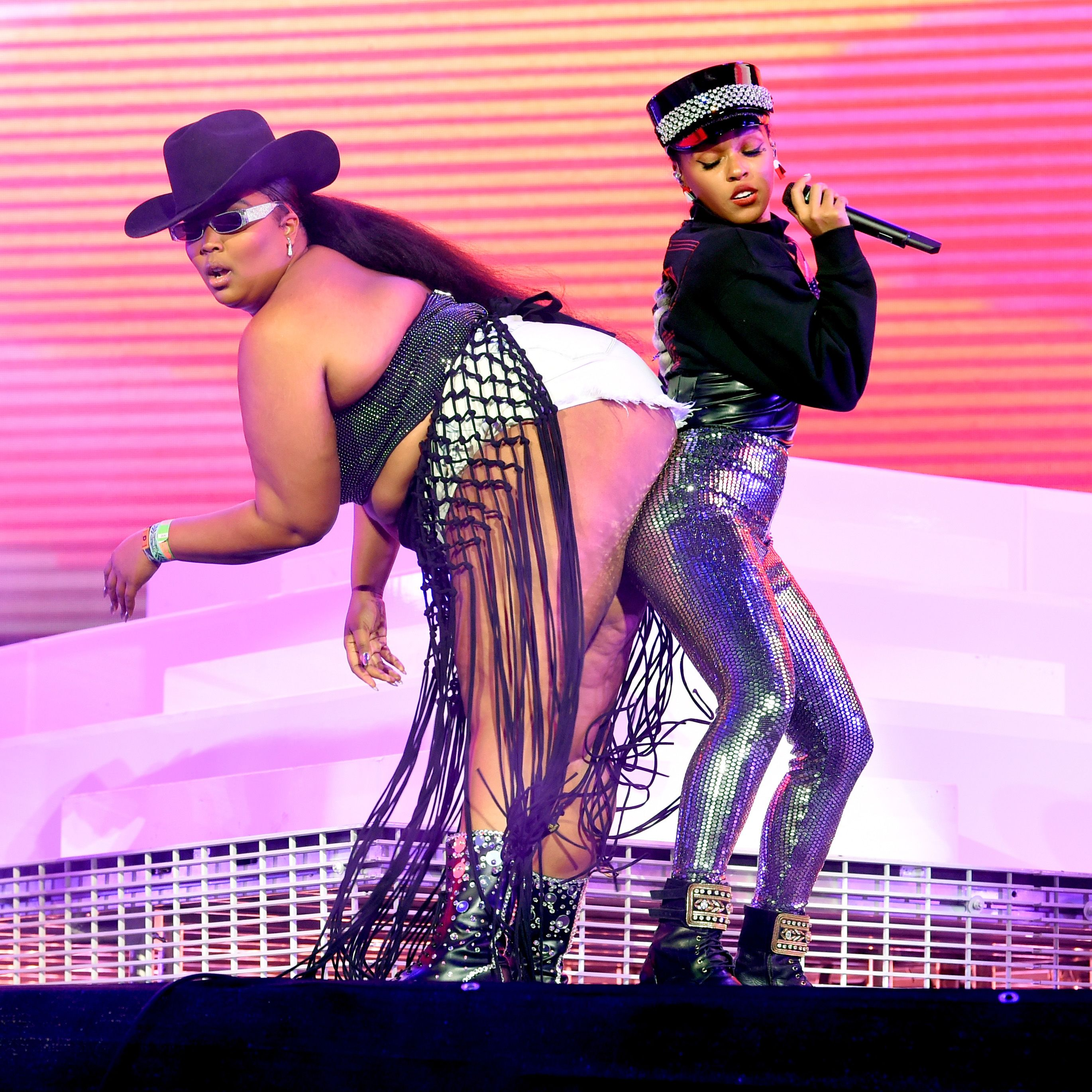 Find Someone Who Supports You Like Janelle Monae Supports Lizzo