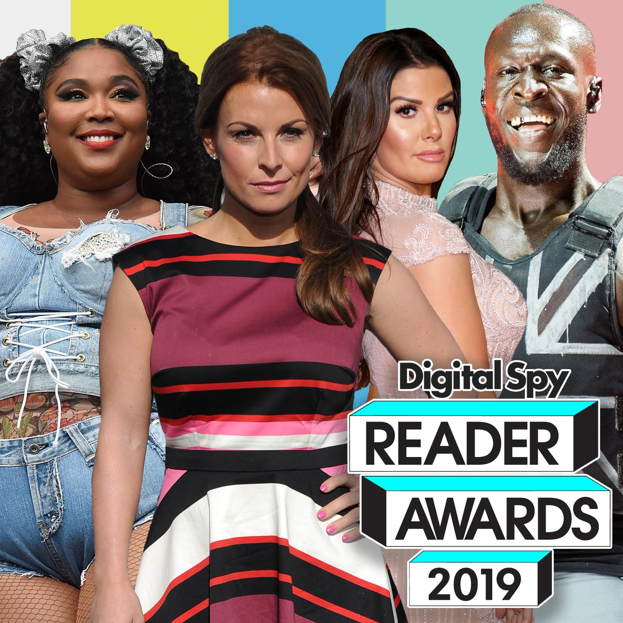 The Digital Spy Reader Awards 2019: Vote now for your showbiz favourites of the year!