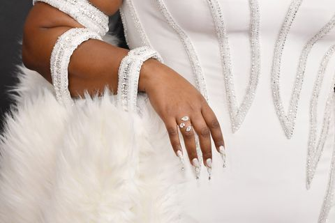 Lizzo nagels manicure Grammy Awards 2020