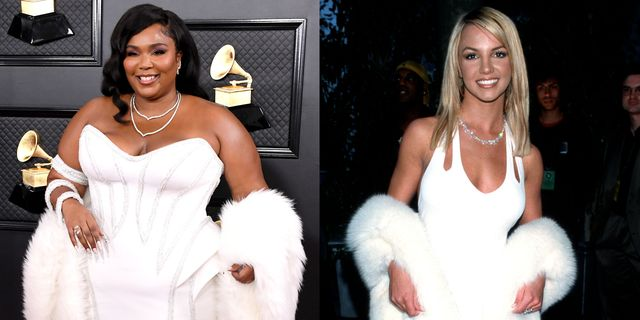Lizzo Had A Britney Spears Moment At The 2020 Grammys