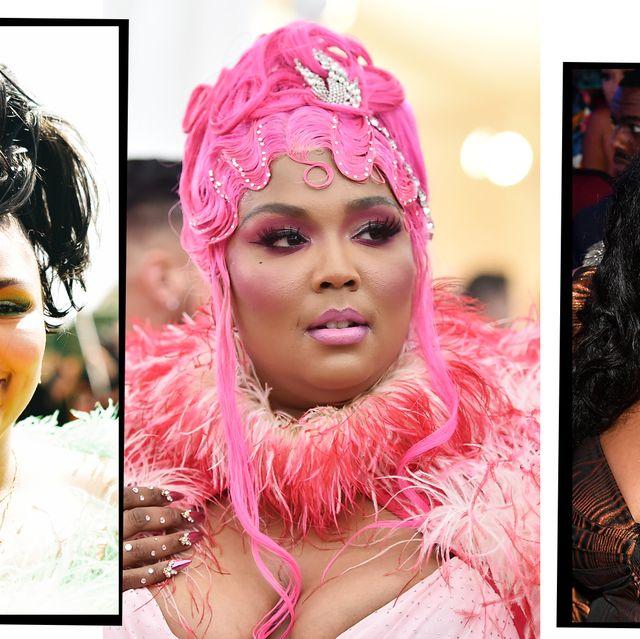 Lizzo Hair Makeup Beauty Evolution