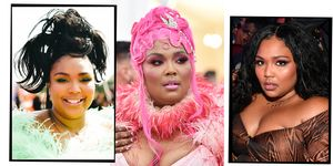 Lizzo Hair Makeup Beauty Evolution
