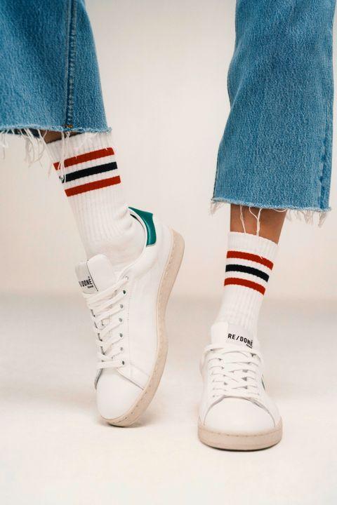 Blue, Photograph, Footwear, Turquoise, Shoe, Leg, Ankle, Fashion, Human leg, Joint,