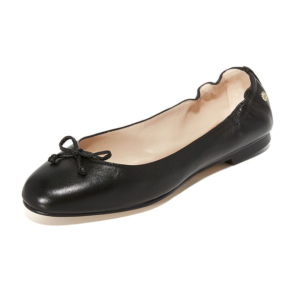black erica shoes flat comforter worldwide ballet flats comfort comfortable aetrex orthotic womens main