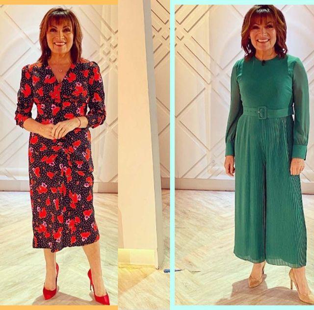 Lorraine Kelly fashion