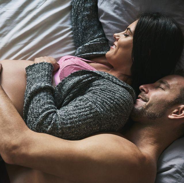 orgasmos en el embarazo