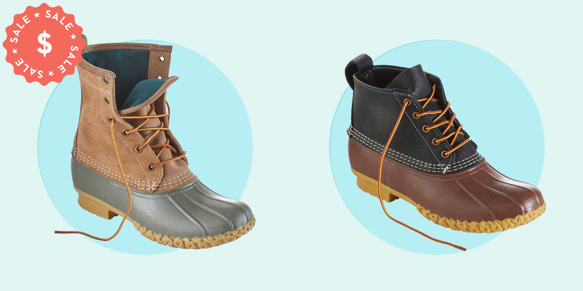 Summer Sale Is Happening and Bean Boots