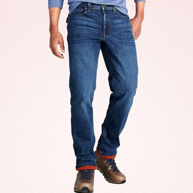 winter jeans for men