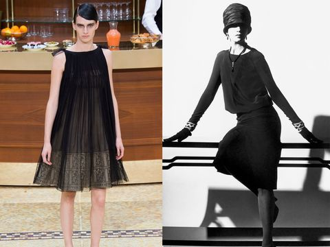 Chanel-little-black-dress