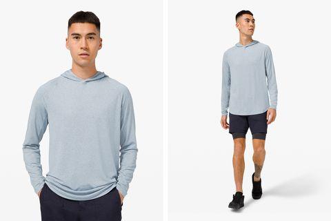 lululemon drysense hoodie