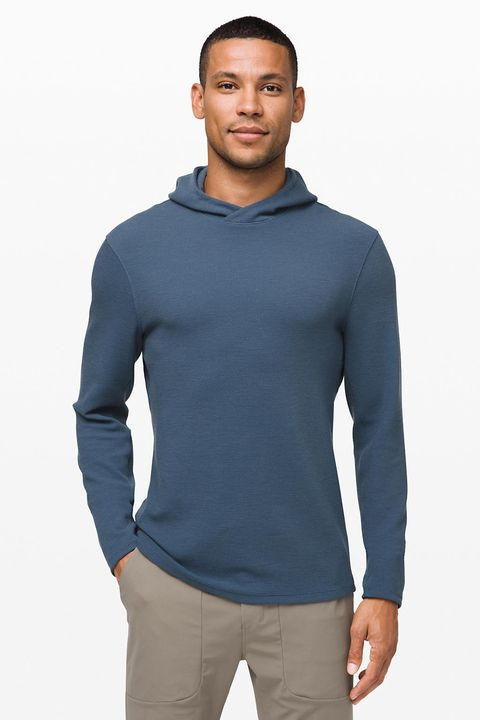 lululemon black friday 2019 sale - men shift stitch hoodie