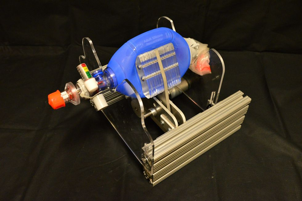 MIT Is Sharing Designs for a $500 Emergency Ventilator