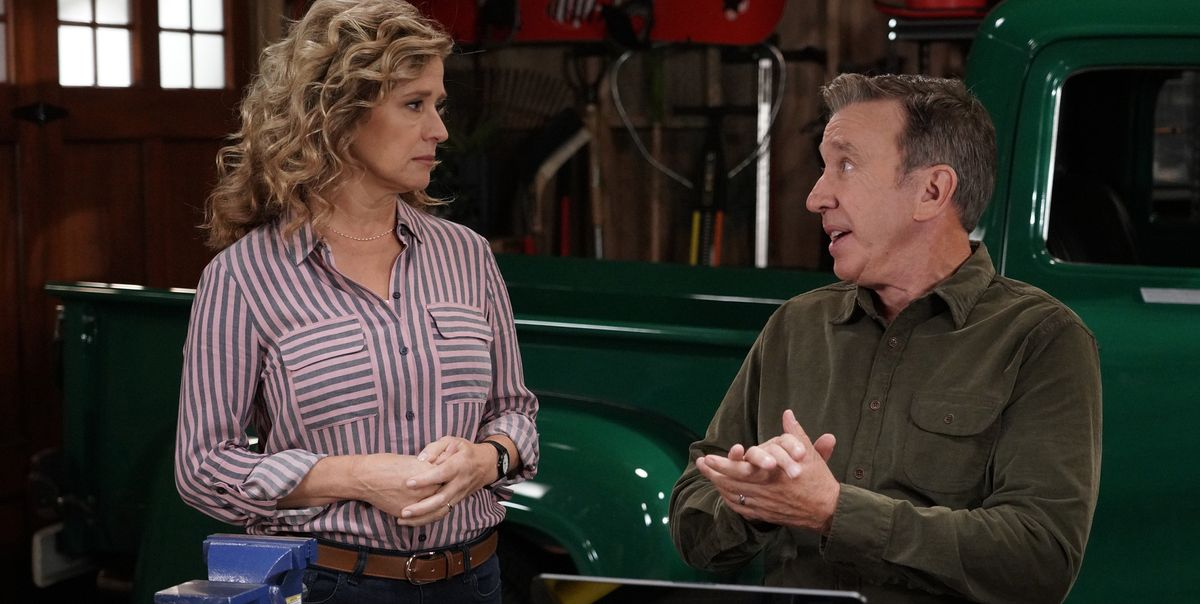 Last Man Standing Star Nancy Travis Talks The Show S
