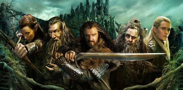 lo hobbit smaug