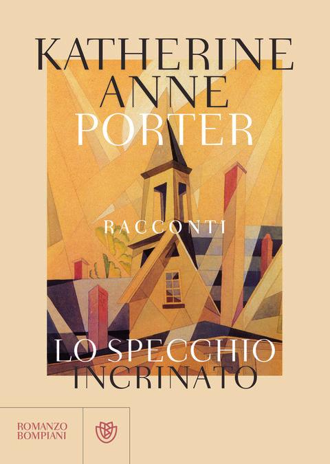 Anne Porter Lo specchio incrinato