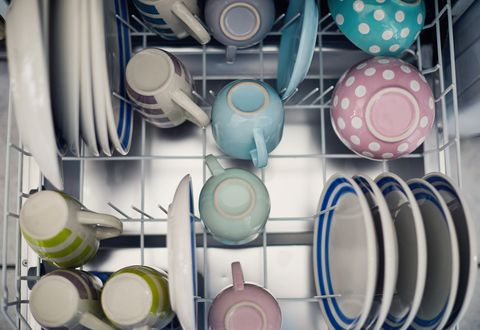 You Should Be Cleaning Your Dishwasher Once a Month—Here's How