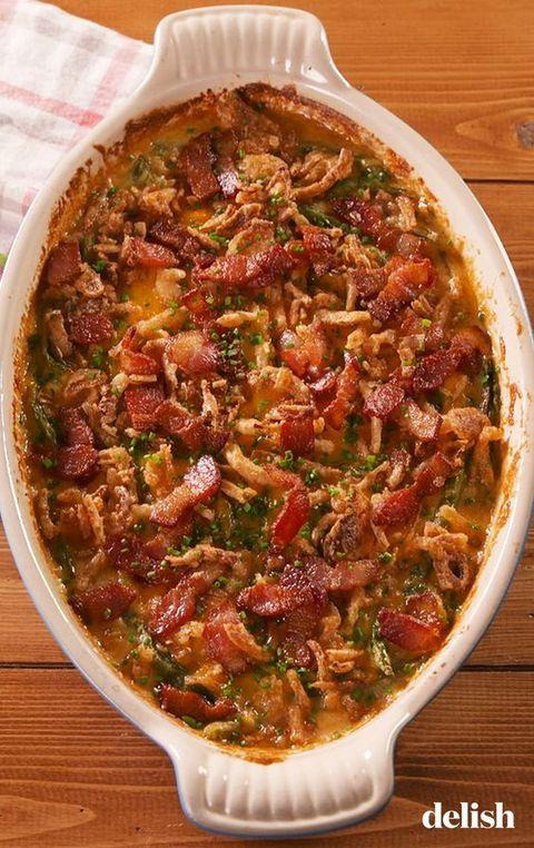 loaded green been casserole recipe