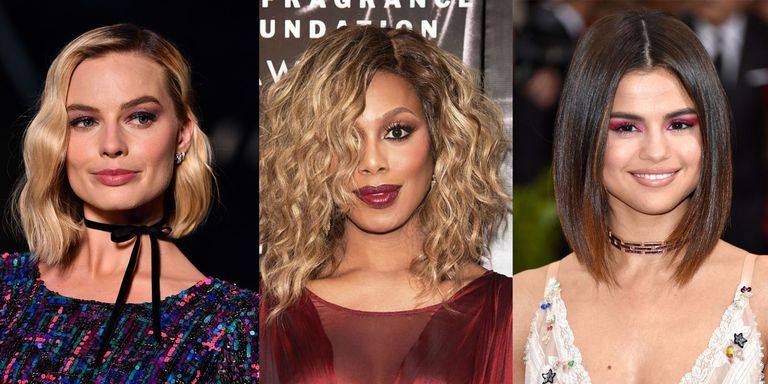 38 Best Long Bob Hairstyles - Our Favorite Celebrity Lob Haircuts