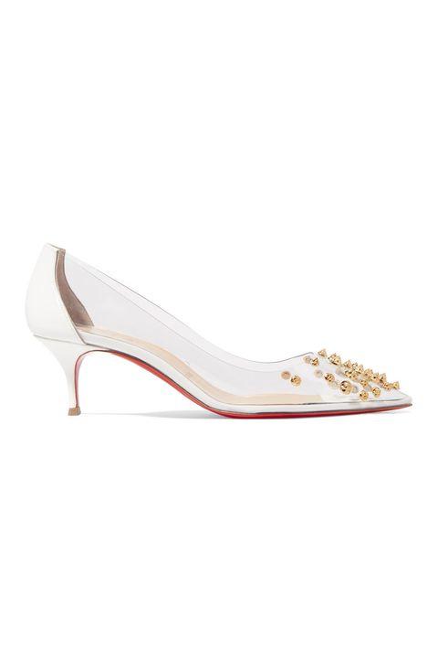 zapatos planos de novia net a porter