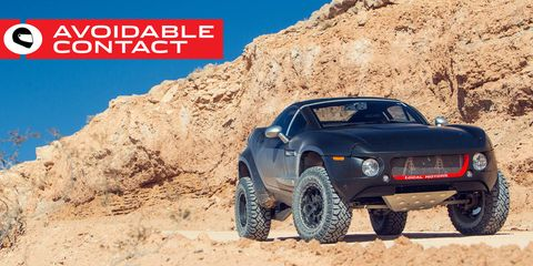 Local Motors Rally Fighter >> Why The Local Motors Rally Fighter Might Still Be The Future Of