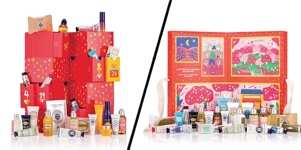Estee Lauder Advent Calendar 2020 L'Occitane launches sustainable luxury beauty advent calendars