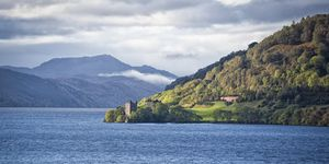 Loch Ness ultramarathon