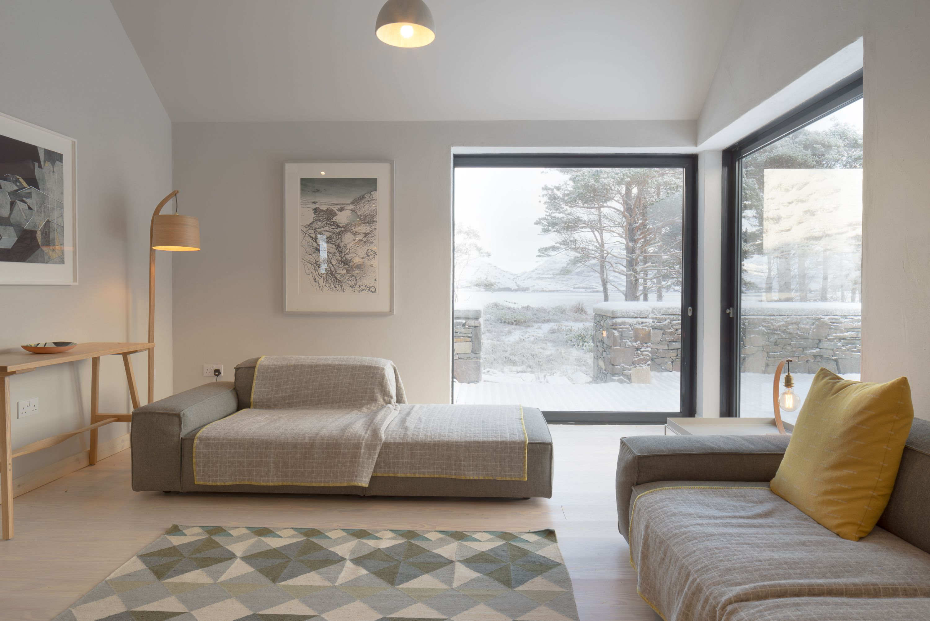 2018 RIBA House of the Year, Lochside House di HaysomWardMiller Architects – Highlands scozzesi, Gran Bretagna
