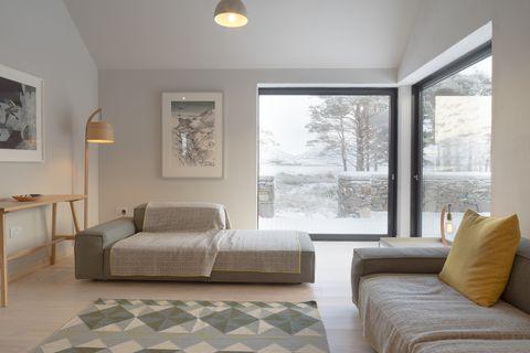 2018 RIBA House of the Year, Lochside House di HaysomWardMiller Architects – Highlands scozzesi, Gran Bretagna