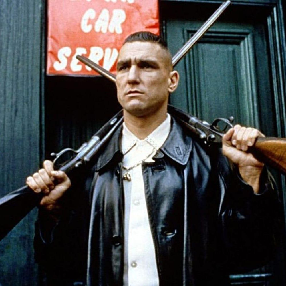 Lock, Stock and Two Smoking Barrels Guy Ritchie made his directorial debut with this comic caper starring Jason Statham, Vinnie Jones, and Sting (!), about a group of London lads who attempt to pull off a poker heist.