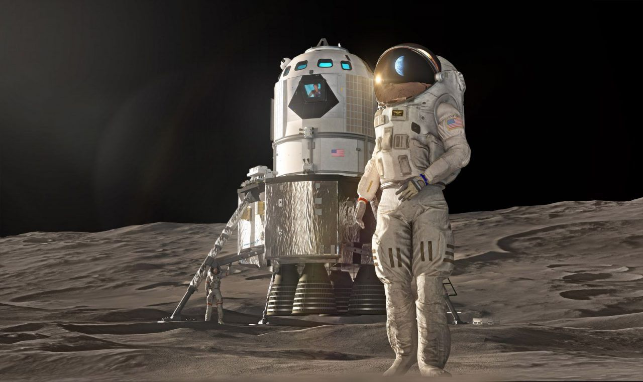 Lockheed Martin's New Lunar Lander Wants To Put Humans on the Moon by 2024