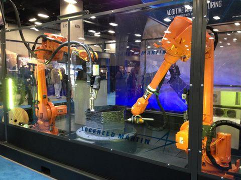 3D Printing meets A.I.