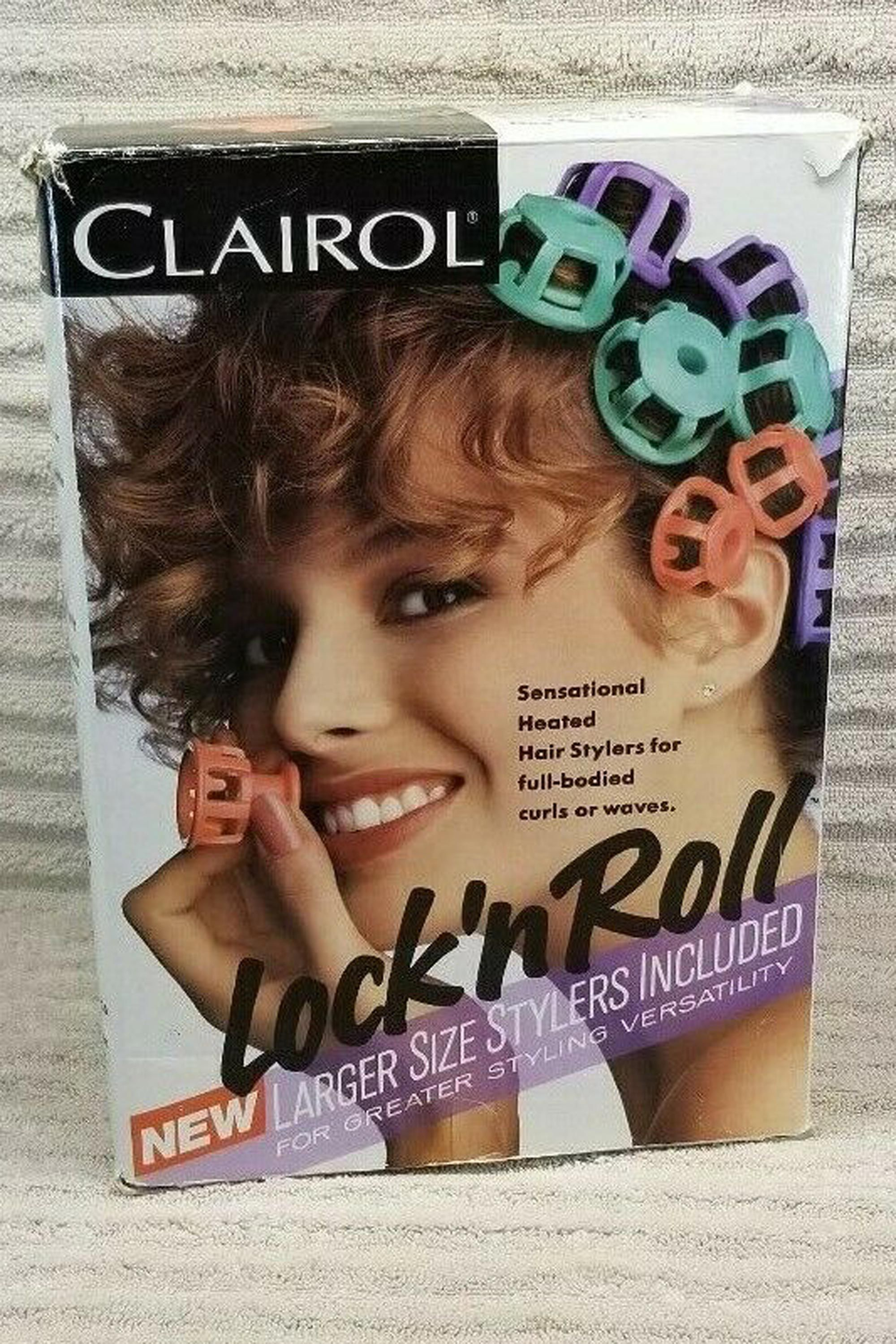 50 Craziest 90s Hair Tools You Forgot Existed Vintage Hair Products