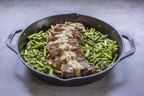 Dish, Cuisine, Food, Ingredient, Vegetable, Produce, Recipe, Meat, Green bean, Asparagus,