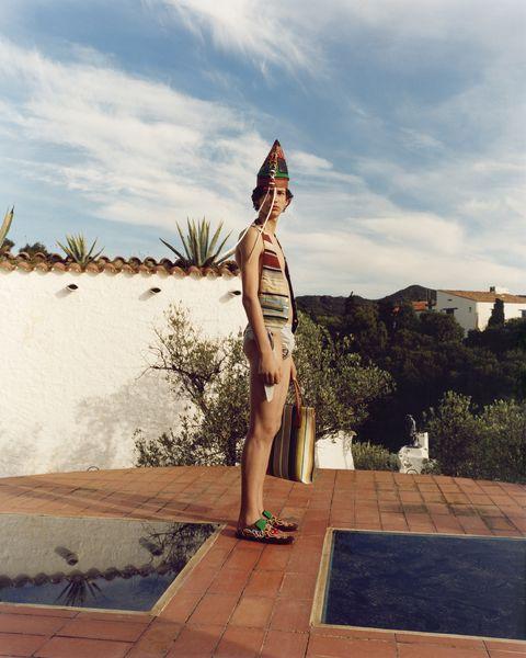 Vacation, Foot, Sandal, Bermuda shorts,
