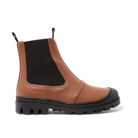 Sneaker laars chelsea boot