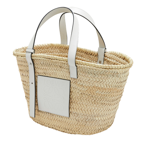 Product, Basket, Beige, Storage basket, Bag, Picnic basket, Handbag, Wicker, Fashion accessory, Hamper,