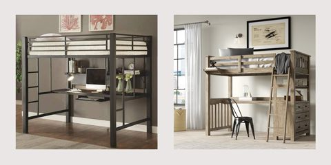 13 Best Loft Beds For Adults - Sophisticated Loft Beds for ...