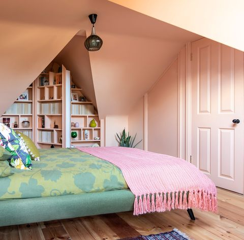 Brilliant Loft Conversion Bedroom Has Wet Room Room Hidden Behind Complete Home Design Collection Epsylindsey Bellcom