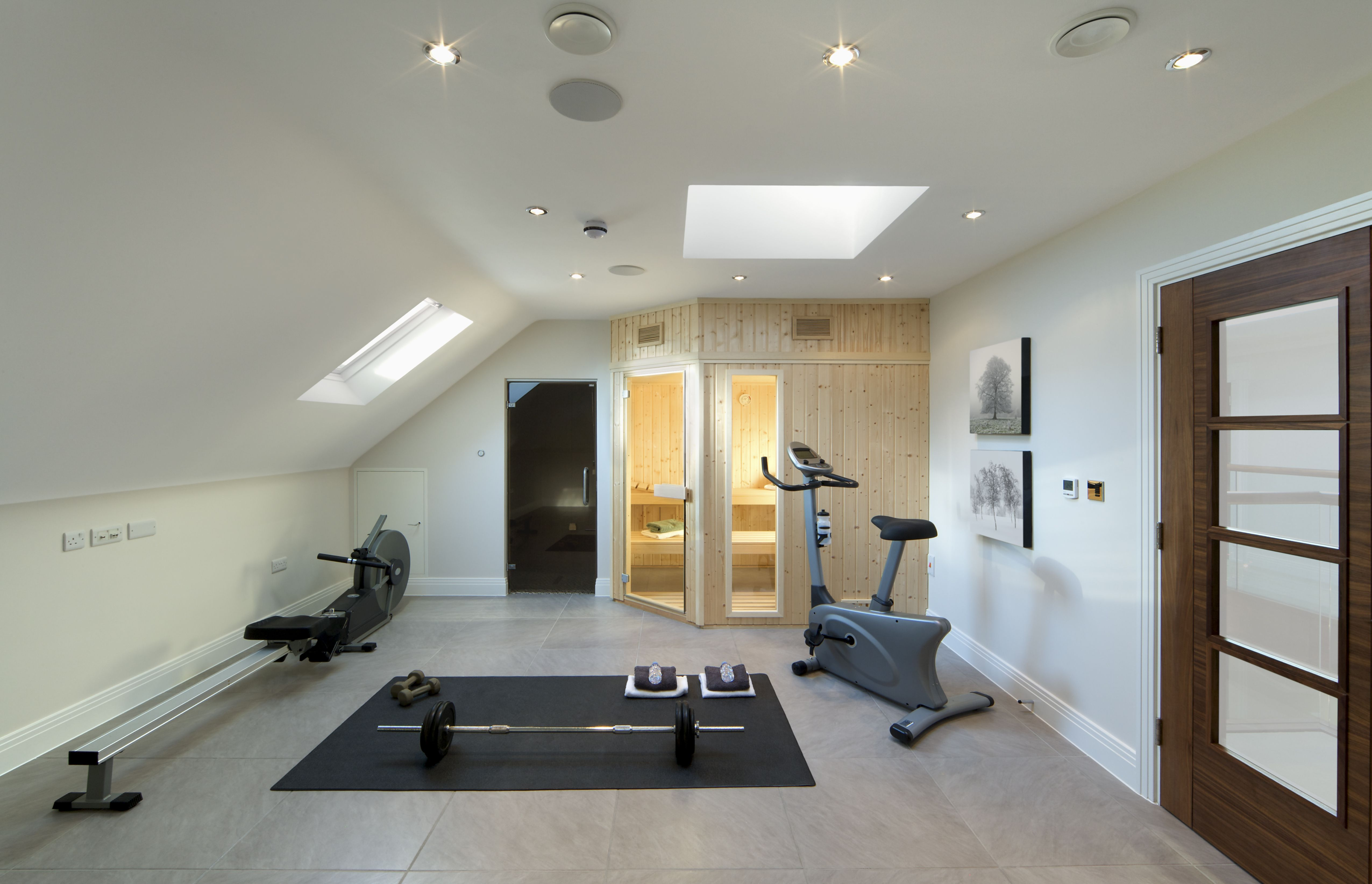 The Best Flooring Options For Your Home Gym