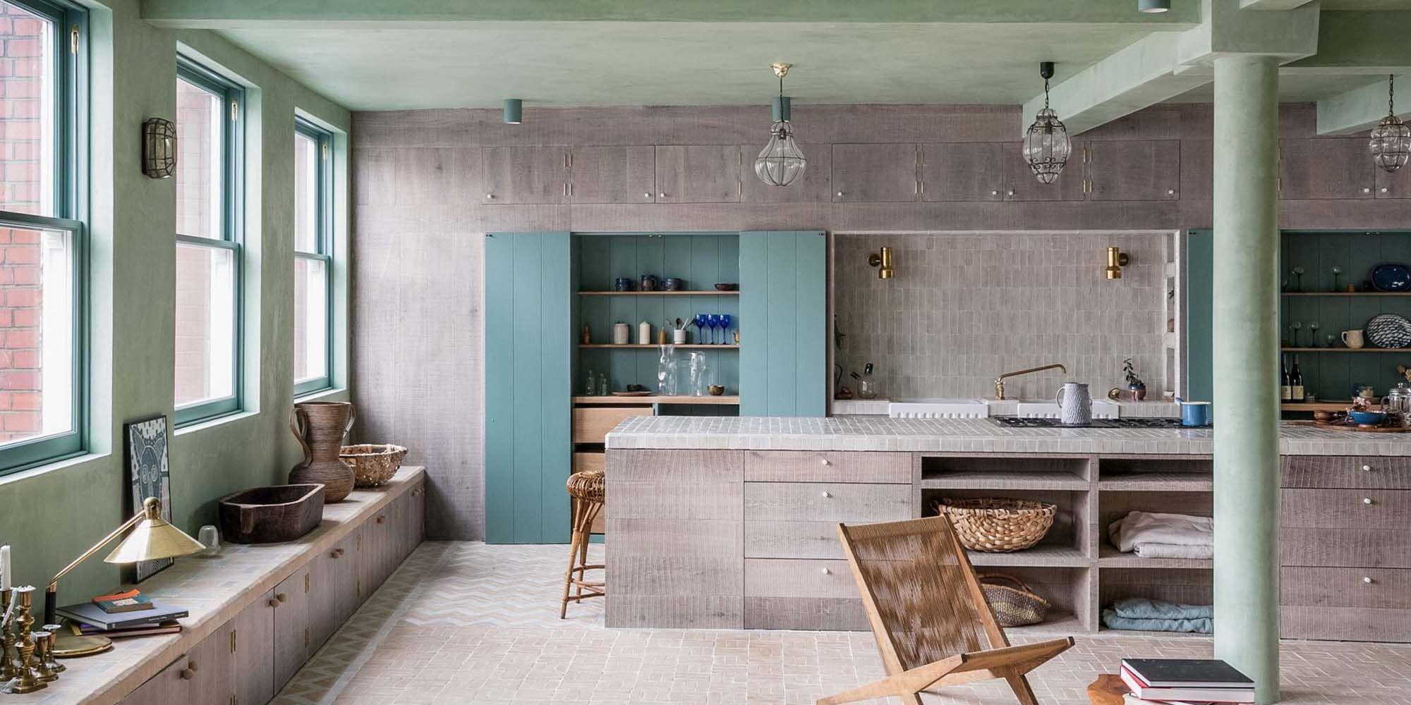 Londen loft Airbnb Chan + Eayrs