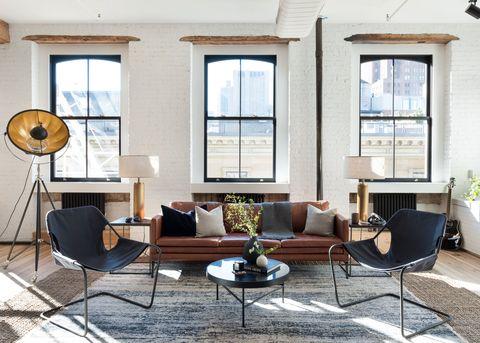 Loft de estilo industrial en el soho neoyorquino