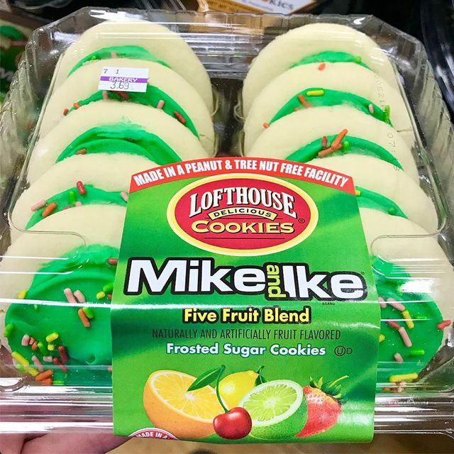 lofthouse mike and ike frosted sugar cookies
