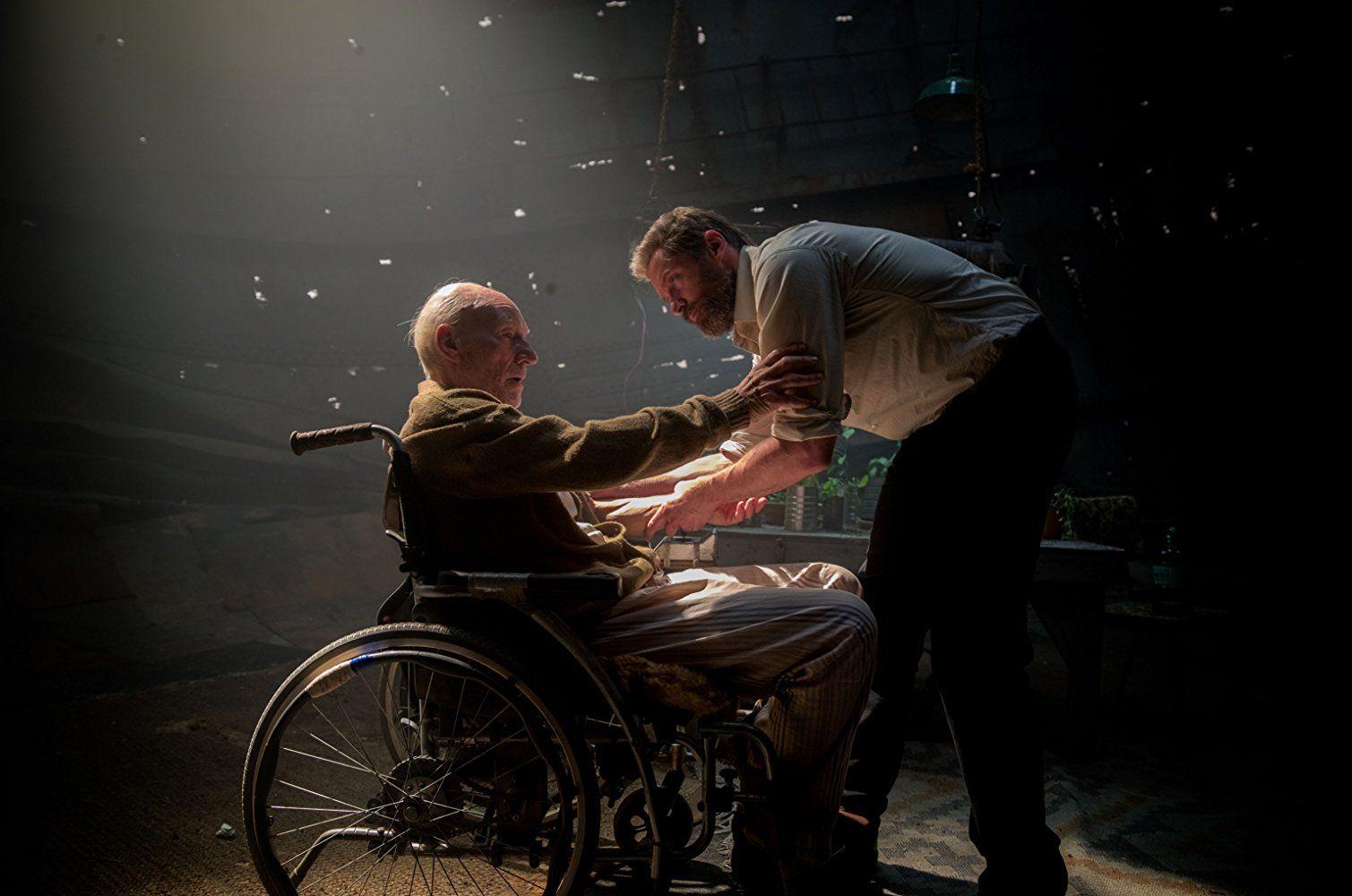 Hugh Jackman y Patrick Stewart, reconocidos gracias a Lobezno y Xabier